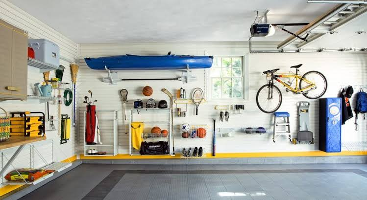 4 Tips to Redecorate Your Garage