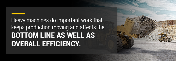 Factors to Consider When Moving Heavily Machinery